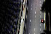singapore singapore sebastian vettel germany driving