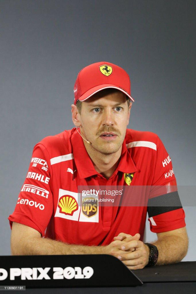 2019 Formula 1 Australian Grand Prix : News Photo