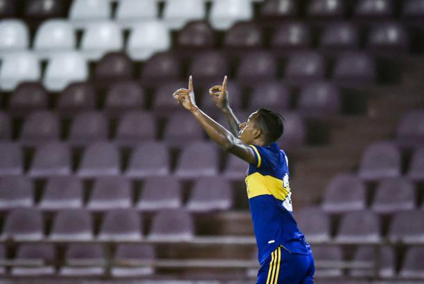ARG: Boca Juniors v Claypole - Copa Argentina 2021