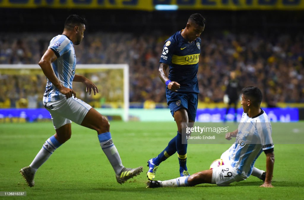 ARG: Boca Juniors v Atletico Tucuman - Superliga 2018/19
