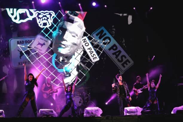 MEX: Sebastian Yatra Show