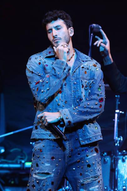 FL: Enrique Iglesias And Ricky Martin With Sebastian Yatra In Concert - Miami, FL