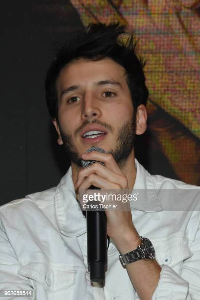 30 Top Sebastian Yatra Press Conference In Mexico Pictures