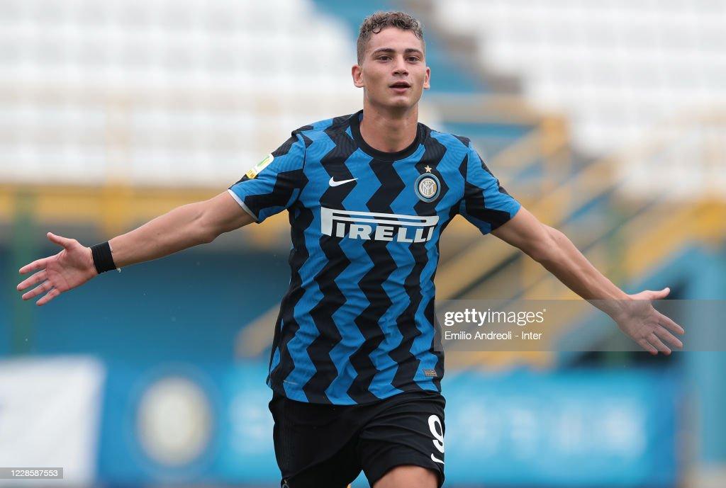 FC Internazionale U19 v UC Sampdoria U19 - Primavera 1 : Foto di attualità