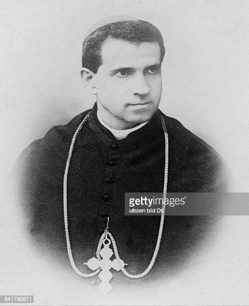 Sebastiano Martinelli*20081848 priest cardinal of the Catholic Church Italyportrait Photographer G Felici undatedVintage property of ullstein bild