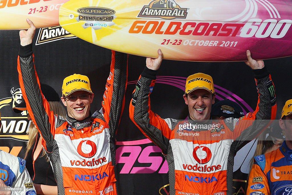 V8 Supercars - Gold Coast 600: Qualifying & Race