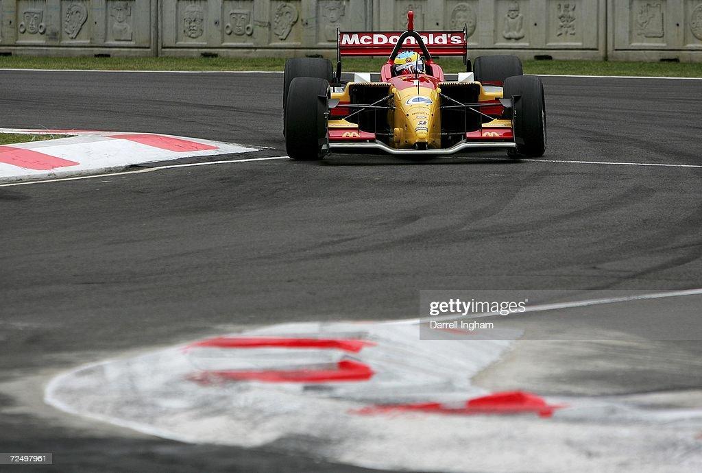 Gran Premio Telmex : News Photo