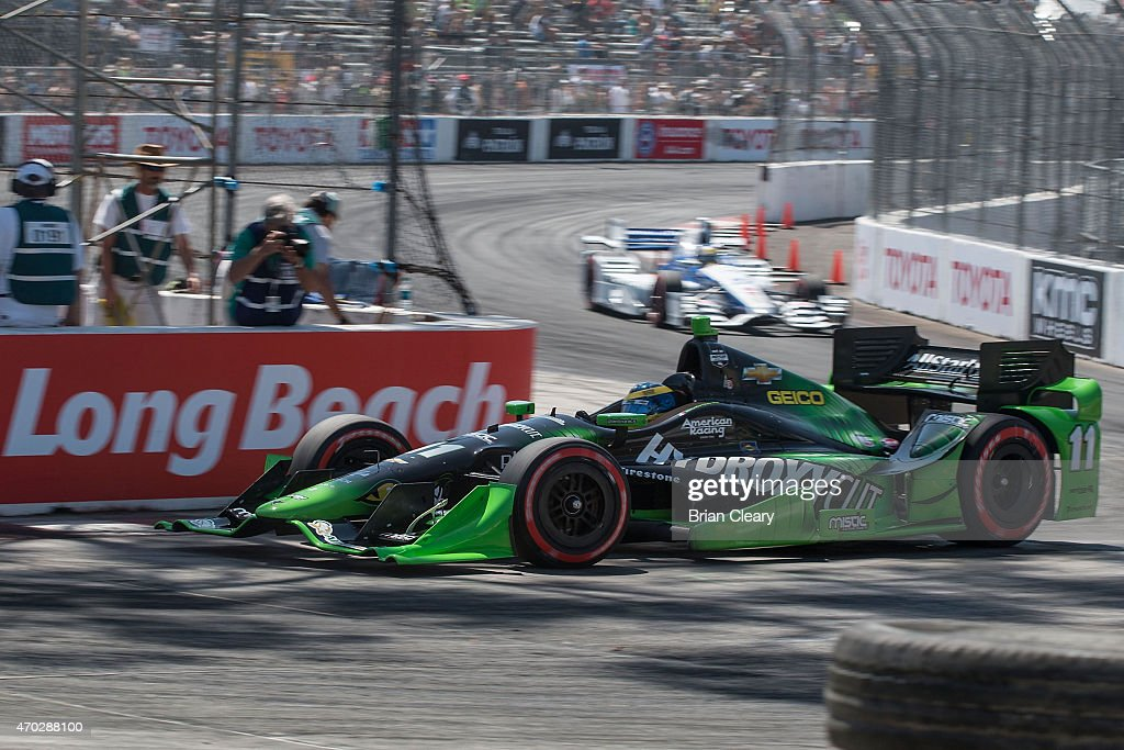 Toyota Grand Prix of Long Beach - Preview Days : News Photo