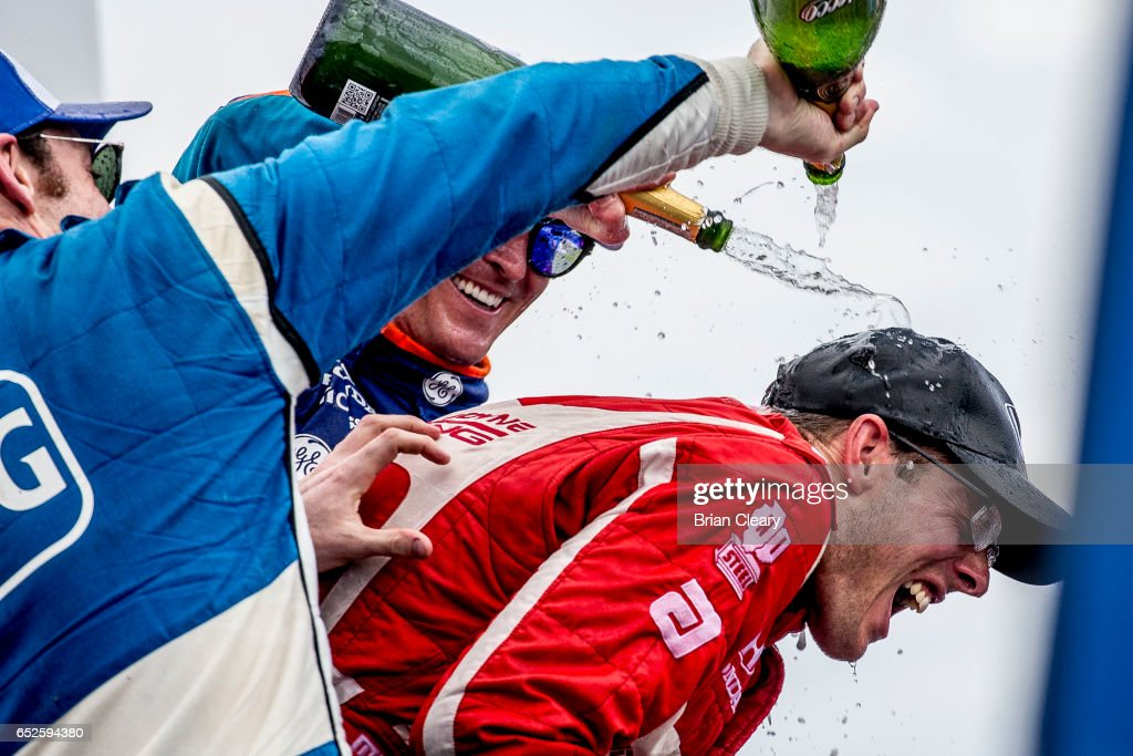 Firestone Grand Prix of St. Petersburg - Day 3