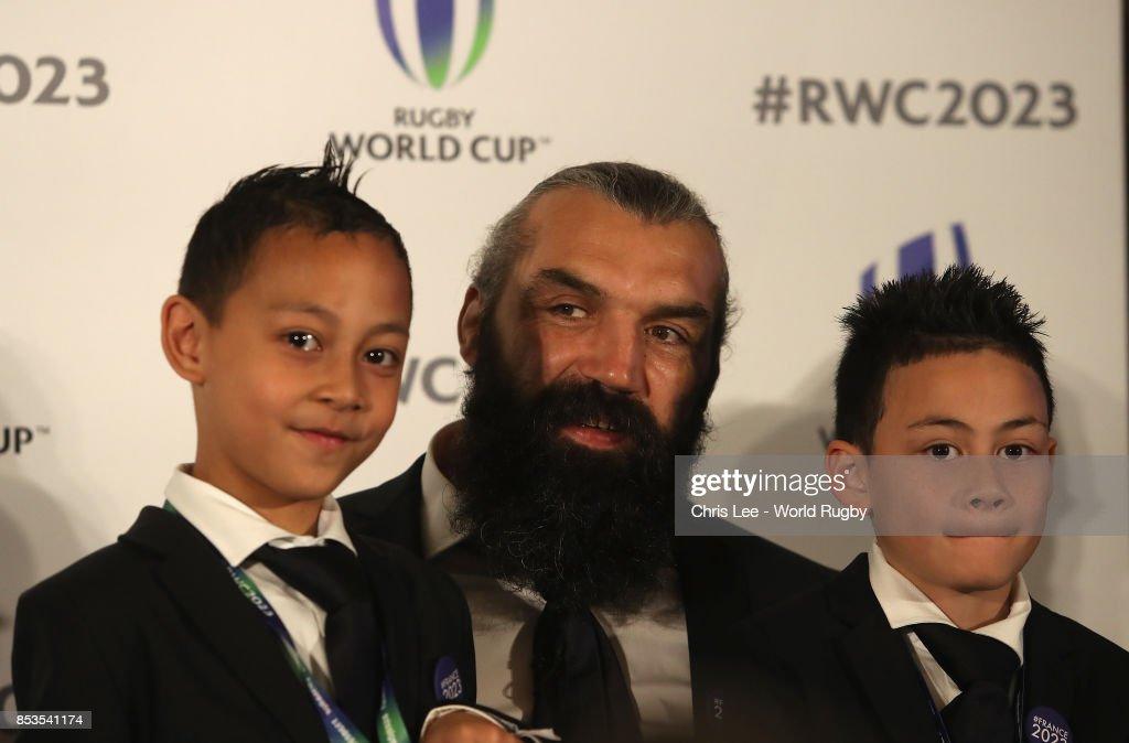 Rugby World Cup 2023 Bid Presentations