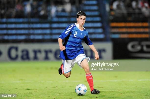 Sebastien CORCHIA France / Ukraine Eliminatoires Euro Espoirs Gueugnon