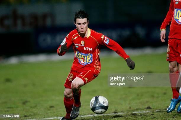 Sebastien CORCHIA Le Mans / Lorient 20e journee Ligue 1 Stade Leon Bolee