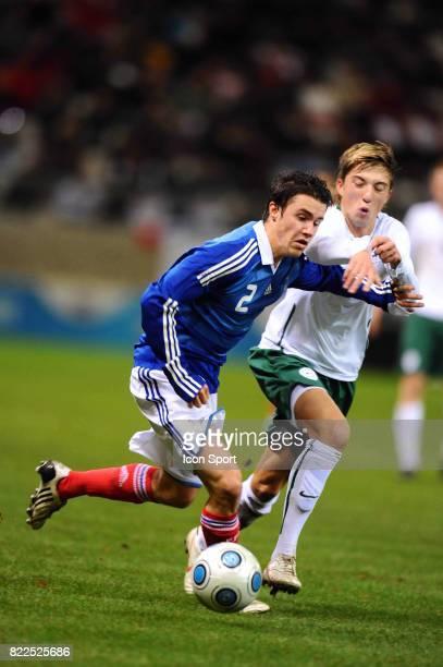 Sebastien CORCHIA France / Slovenie Eliminatoires Euro Espoirs Stade Auguste Delaue Reims