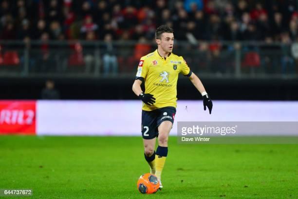Sebastien CORCHIA Valenciennes / Sochaux 26eme journee de Ligue 1 Photo Dave Winter / Icon Sport