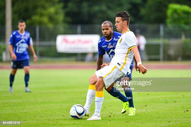Sebastien CORCHIA Troyes / Lille Match amical Cambrai Photo Dave Winter / Icon Sport