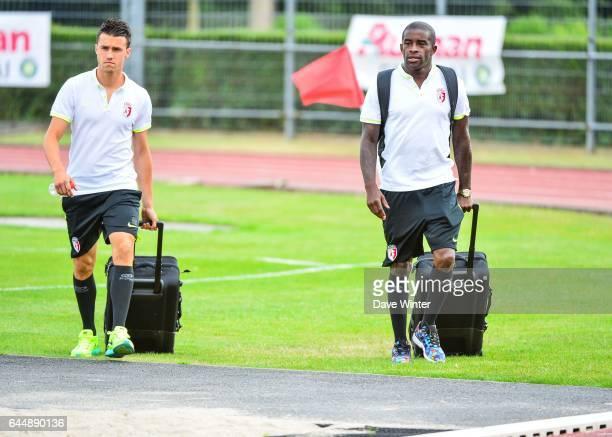 Sebastien CORCHIA / Rio MAVUBA Troyes / Lille Match amical Cambrai Photo Dave Winter / Icon Sport