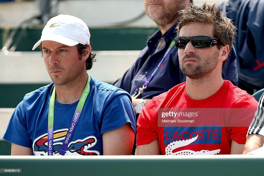 2013 Sony Open Tennis - Day 8