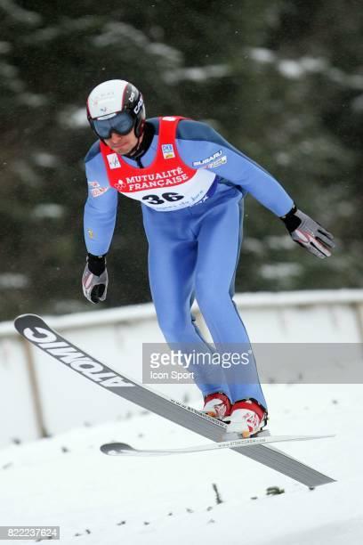 Sebastien Lacroix Coupe du monde de Combine nordique Chaux Neuve France