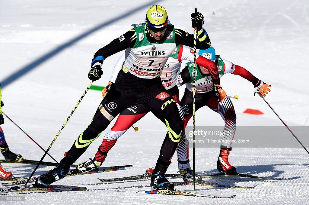 FIS Nordic World Cup - Men's Nordic Combined Team Sprint