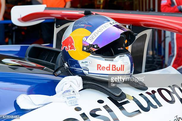 "sebastien loeb racing driver helmet - ""sjoerd van der wal"" or ""sjo"" stock pictures, royalty-free photos & images"