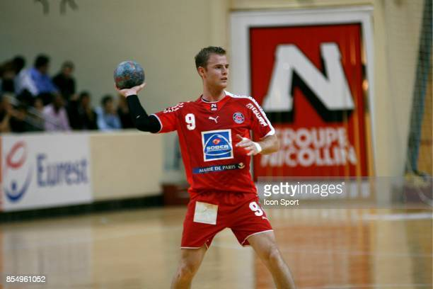 Sebastien MONGIN Paris Handball / Selestat 26e Journee de division 1 Stade Pierre de Coubertin