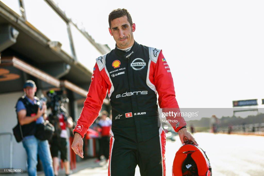 Formula E - Valencia Tests : News Photo