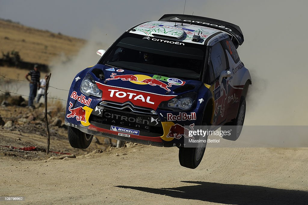 FIA World Rally Championship Mexico - Day Two