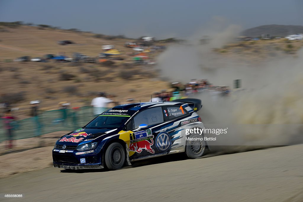 Fia World Rally Championship Mexico Day Two Photos And Images