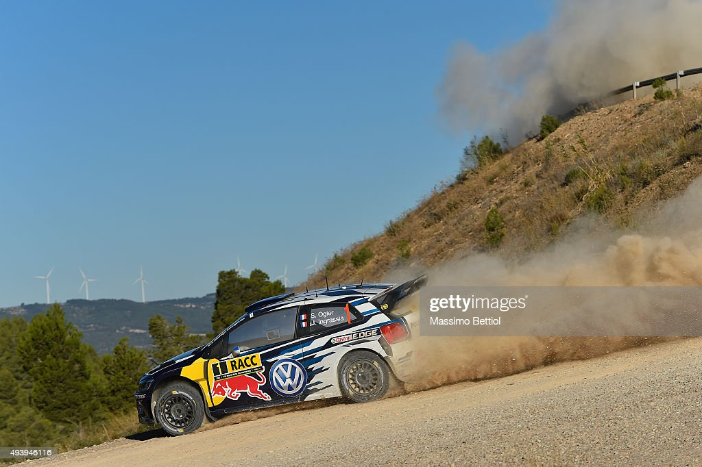 Fia World Rally Championship Spain Day One Photos And Images