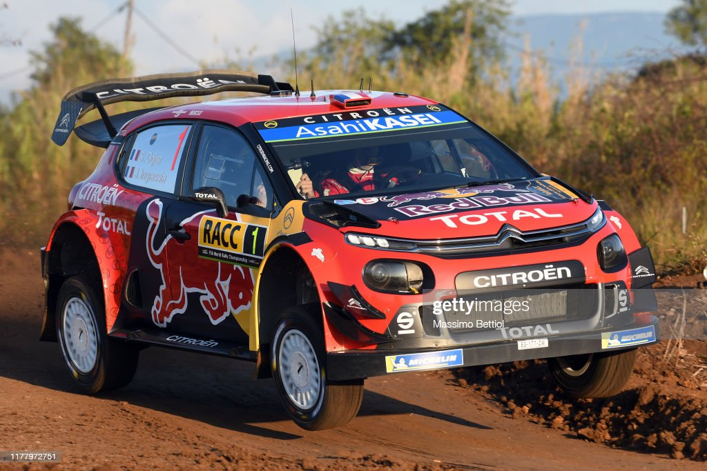 FIA World Rally Championship RACC Catalunya - Shakedown : News Photo