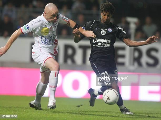 Sebastien PUYGRENIER / Issam JEMAA Nancy / Caen 2e journee Ligue 1