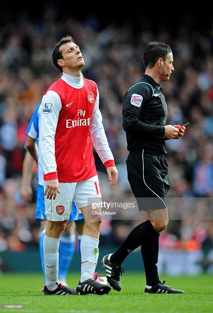 Arsenal v Huddersfield Town