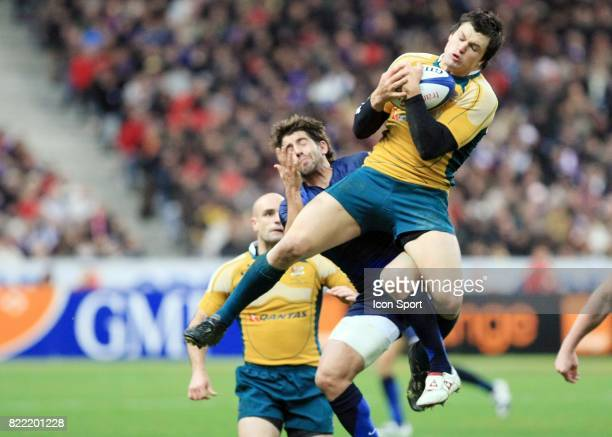 Sebastien TILLOUS BORDE / Adam ASHLEY COOPER France / Australie Test Match