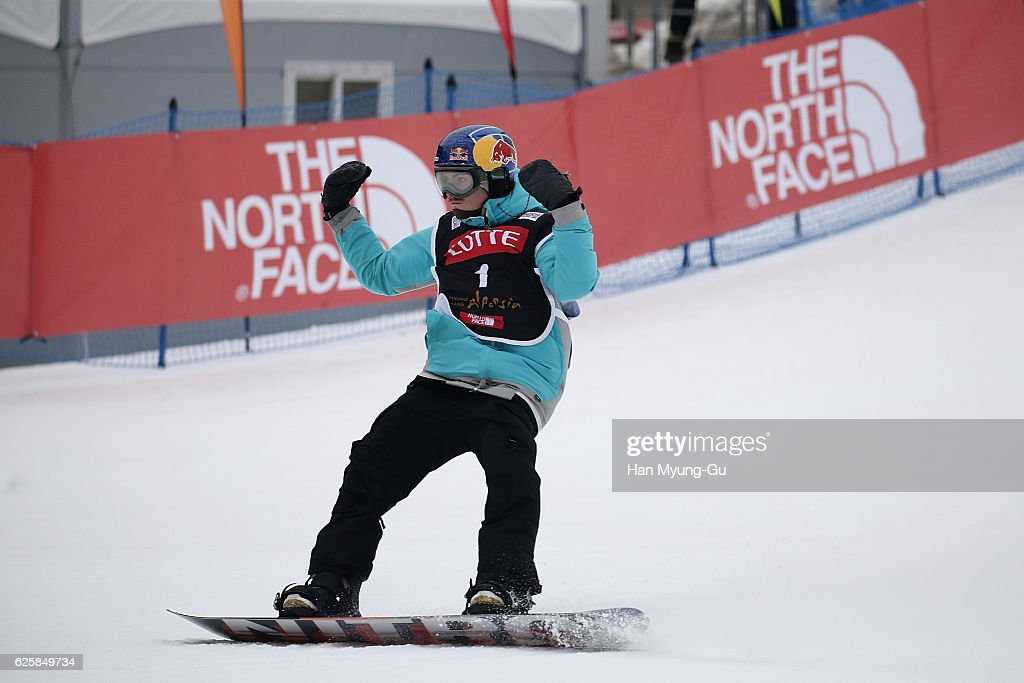 FIS Snowboard World Cup 2016/17 - Day 2