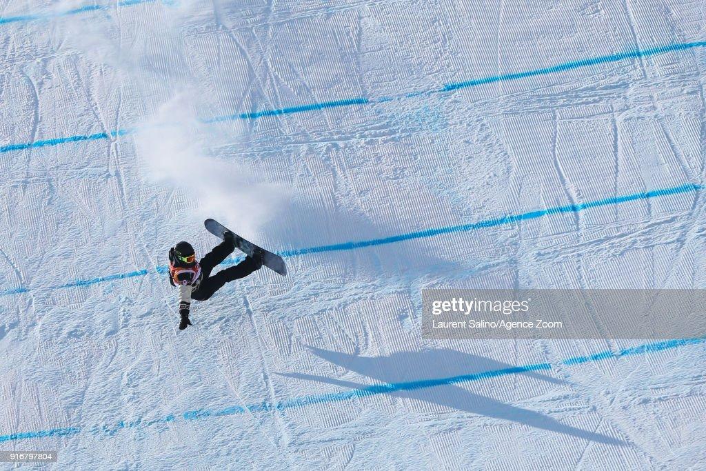 Snowboard - Winter Olympics Day 2