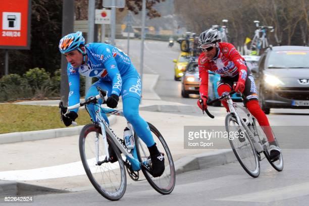 Sebastien TURGOT / Stefano GARZELLI - - 2e etape Tour Mediterraneen - Peynier / Trets,