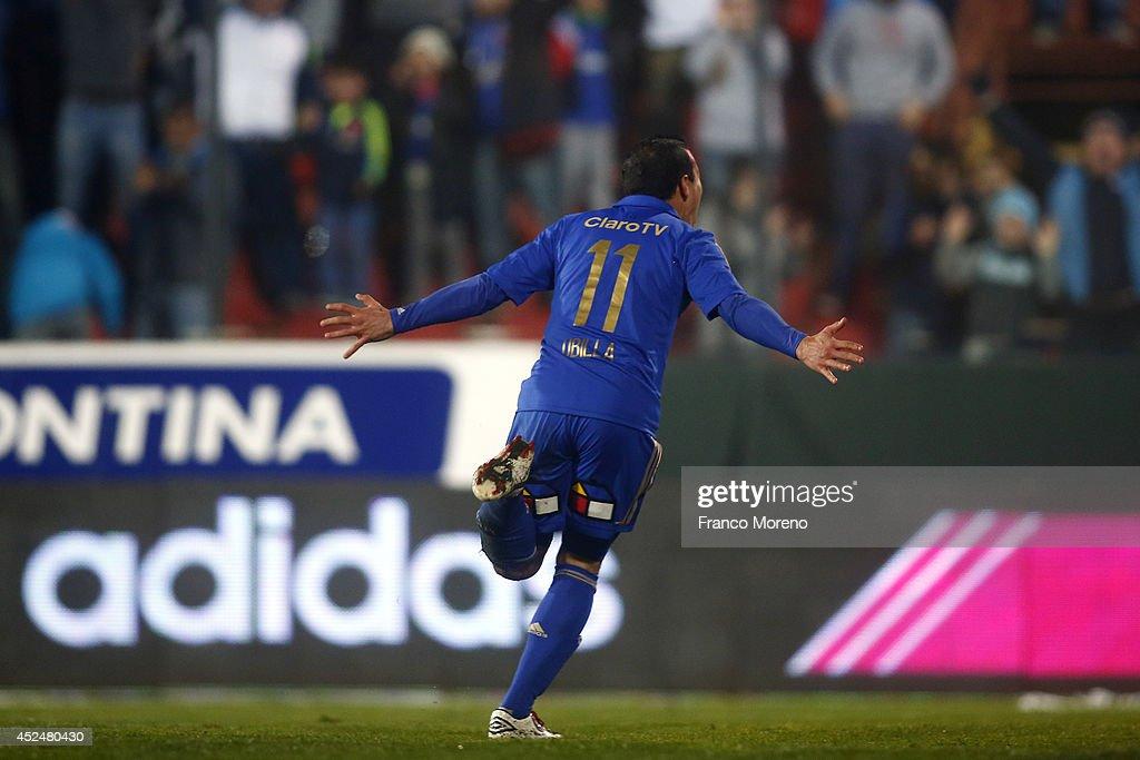 U de Chile v Cobresal - Torneo Apertura 2014