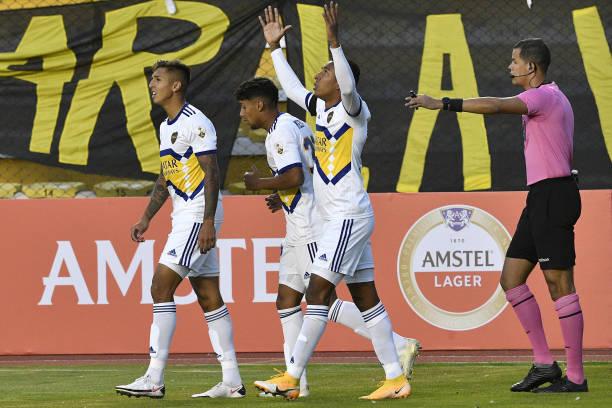 BOL: The Strongest v Boca Juniors - Copa CONMEBOL Libertadores 2021