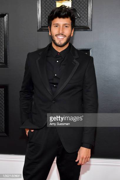 Sebastián Yatra attends the 62nd Annual GRAMMY Awards at Staples Center on January 26, 2020 in Los Angeles, California.