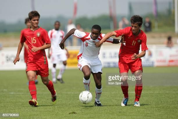 Sebory DIAWARA Portugal / Guinee Mondial Minimes Tournoi International U16 Montaigu