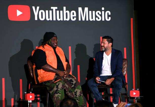 NV: YouTube Music Press Brunch at the Latin Grammys 2019