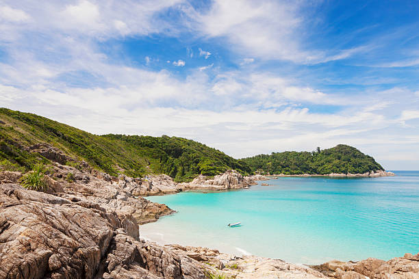 Secluded Bay, Perhentian Islands Wall Art