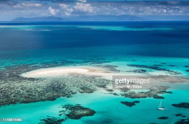 seclusion and serenity - cairns stock pictures, royalty-free photos & images