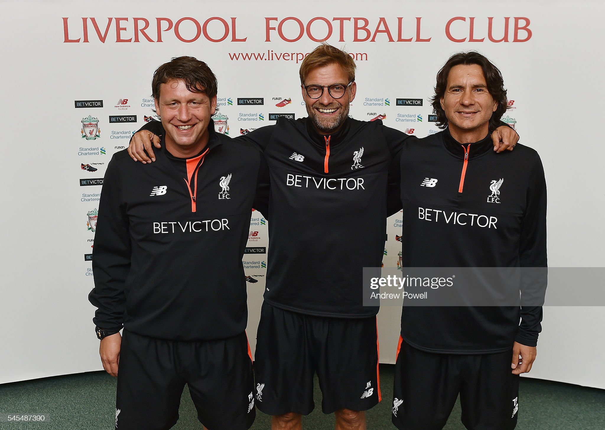 Jurgen Klopp Signs Six Year Deal At Liverpool FC : News Photo