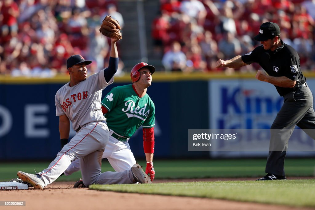 Boston Red Sox v Cincinnati Reds