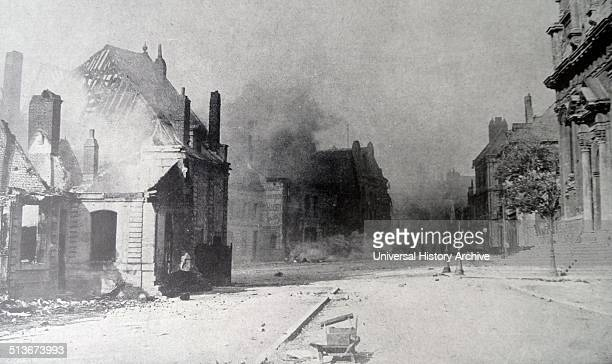 Second Battle of Cambrai took place between 8 and 10 October 1918 as part of the Hundred Days Offensive