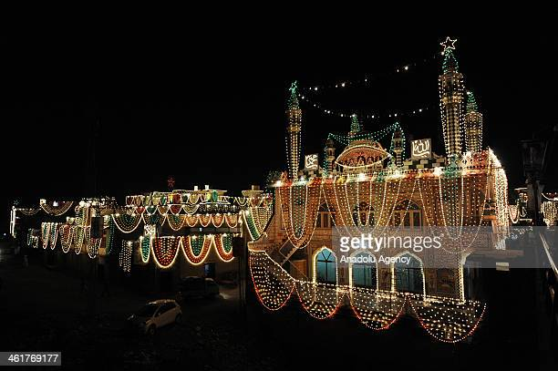 Second biggest Muslim country Pakistan with its 180 millions population prepares itself for the holy night on which the birth of Prophet Mohammad is...