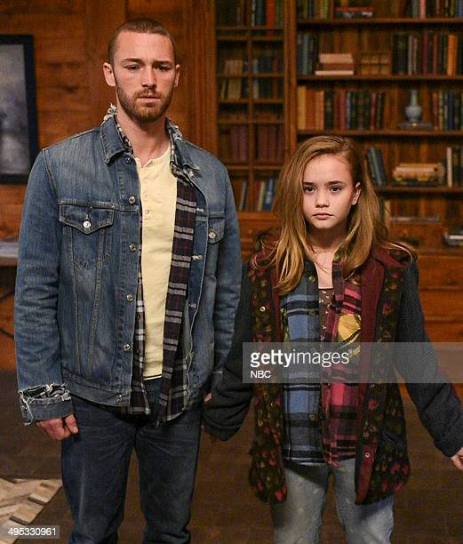 BELIEVE 'Second Chance' Episode 113 Pictured Jake McLaughlin as William Tate Johnny Sequoyah as Bo Adams