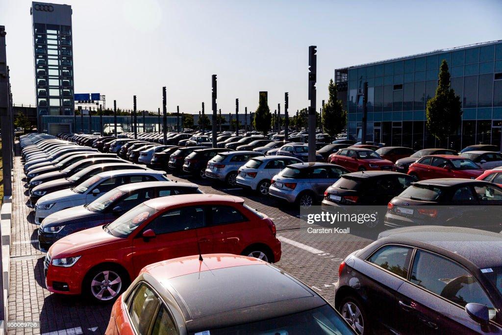Audi Under Investigation For Possible Further Emissions Manipulation : News Photo