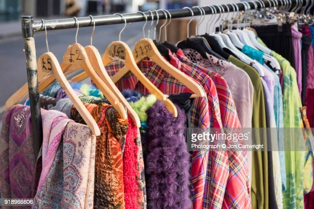 Second hand clothes for sale